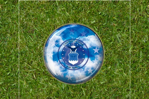 US Air Force Golf Ball Marker