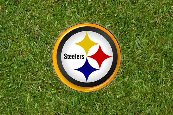 Pittsburgh Steelers Golf Ball Marker