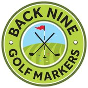 Back Nine Golf Markers