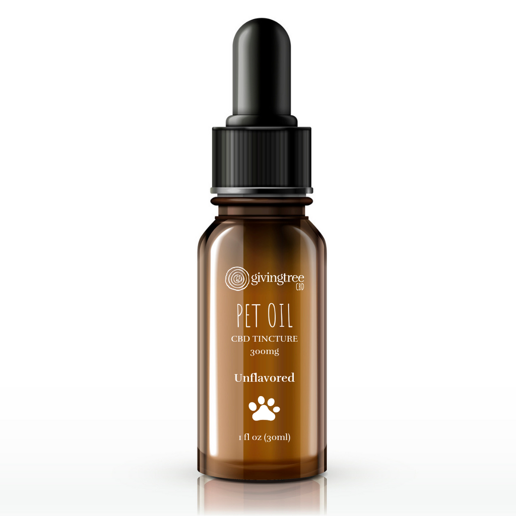 CBD Pet Oil Tincture
