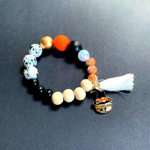 Witch Cat Bracelet