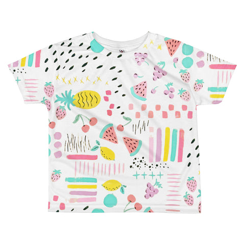 Fresh and Fruity Kids Tee
