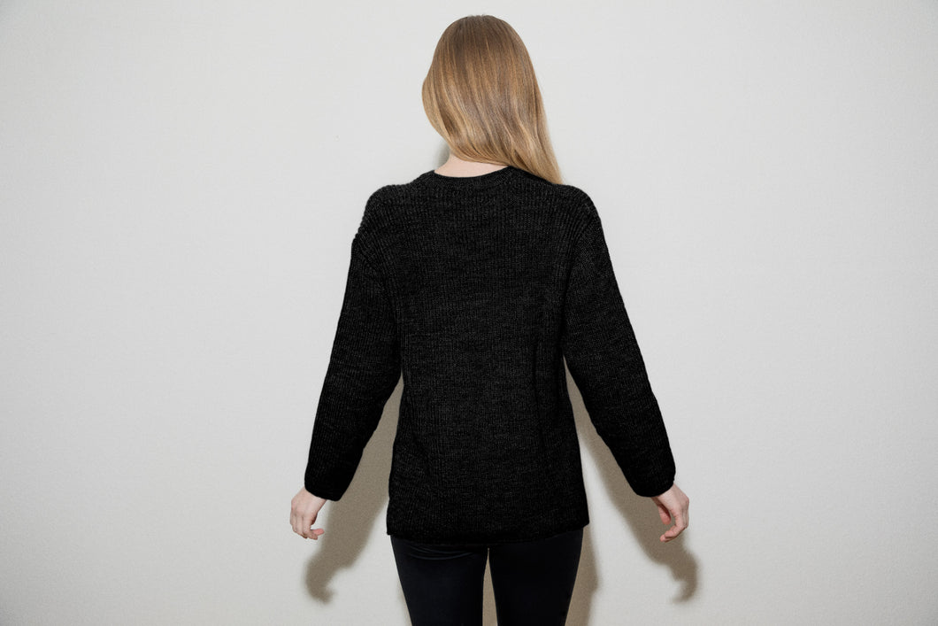 LAURA JUMPER BLACK