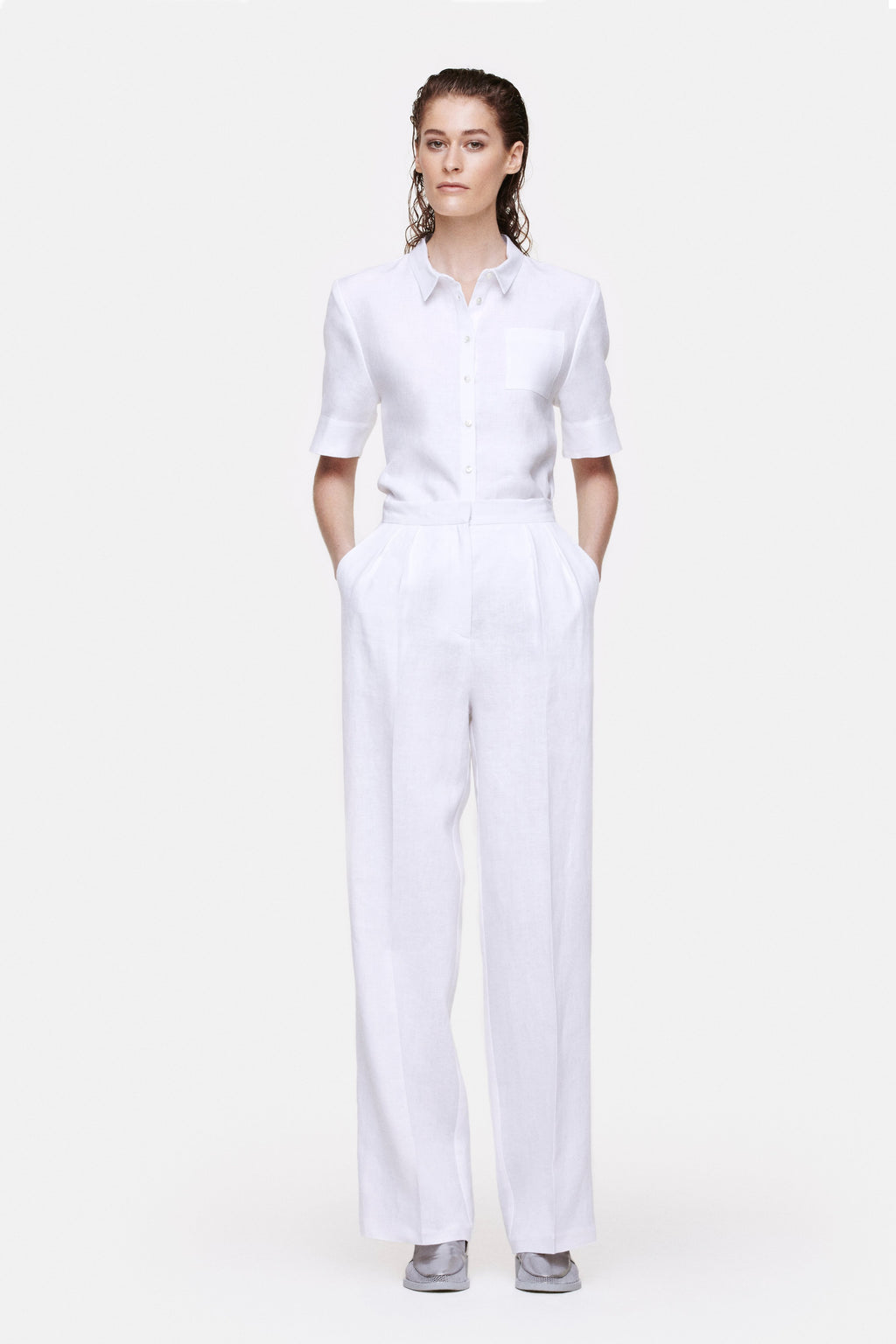 KERO trousers white