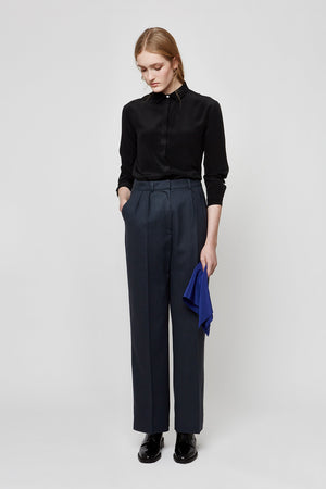 FIONA TROUSERS GREY