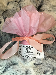 Wild Roses Luxury Bath Bombs