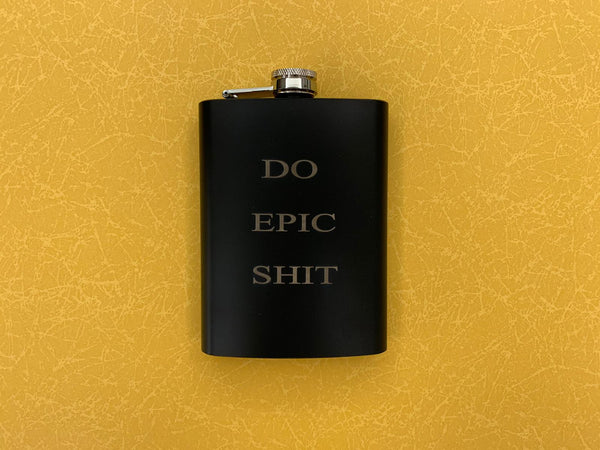 Do Epic Shit Flask