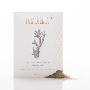 Sea Clay & Body Mask