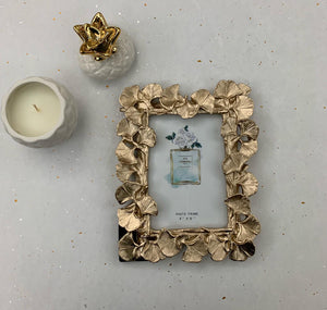 Gold Leaf Photoframe
