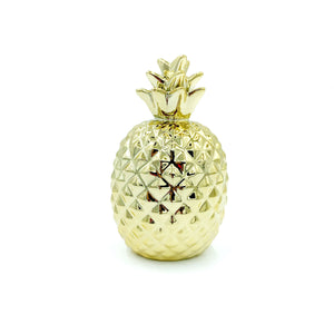 Gold Pineapple Decor Paperweight