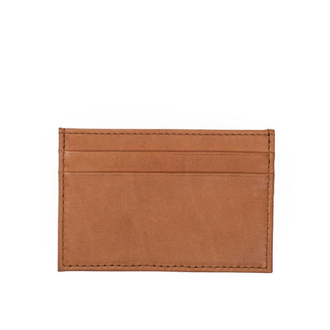 Warm Tan Card Case