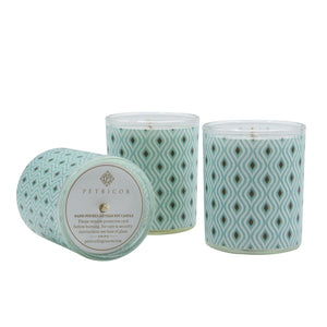 Petricor Morning Glory Votive Candles - Vanilla & Cinnamon