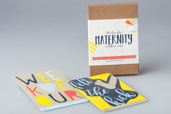 Maternity Milestone Cards