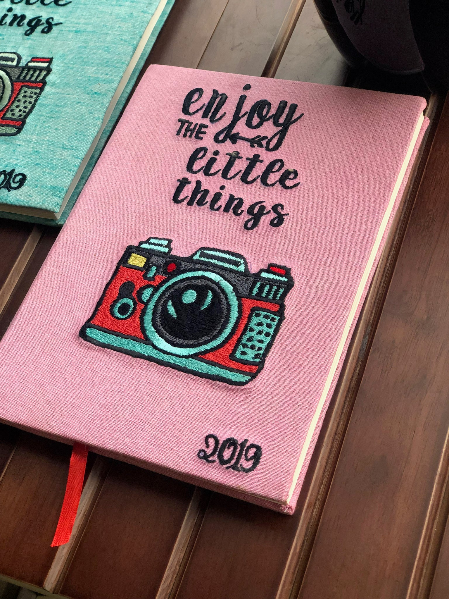 Enjoy the Little Things Journal
