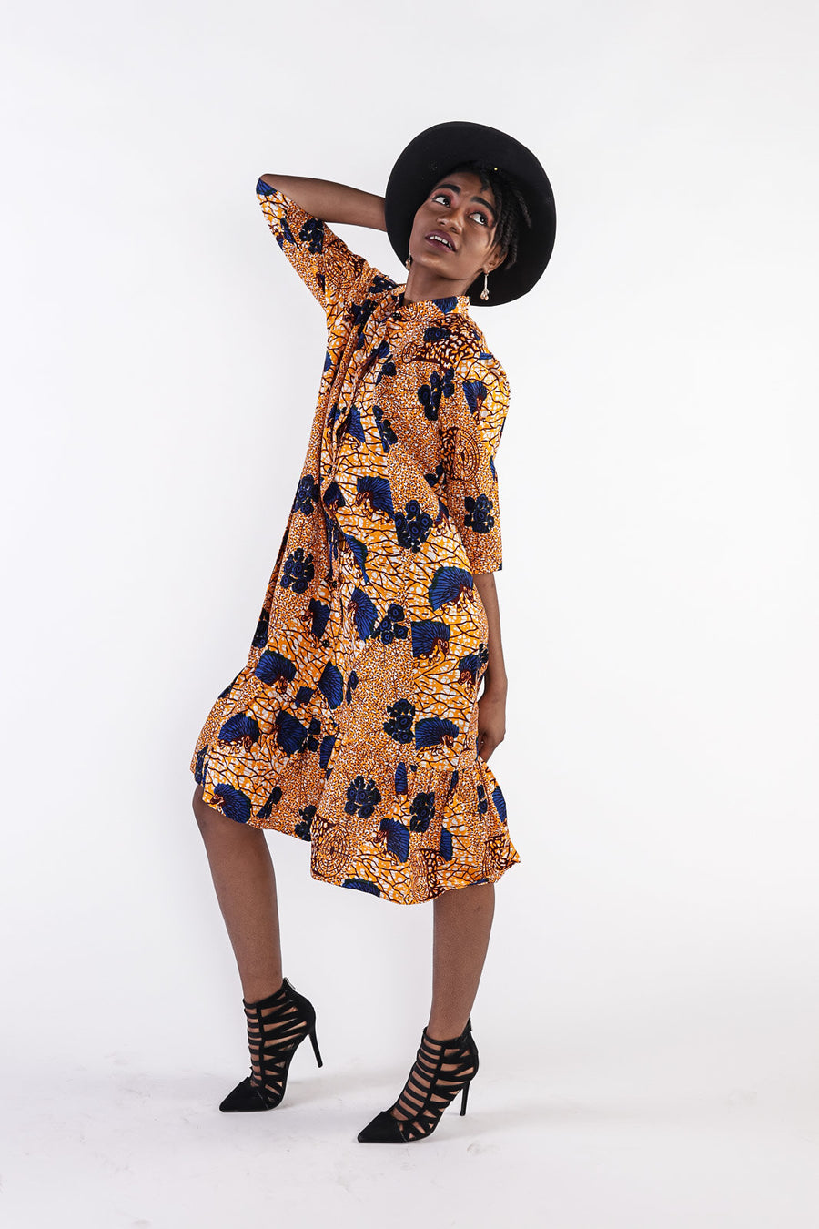 Ajele Shirtdress