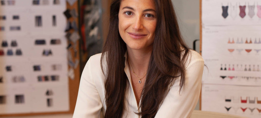 Introducing  Dalia Cunow — Onia Women's Creative Director