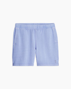 Garment Dyed French Terry Short in Pale Iris - 22 - Onia