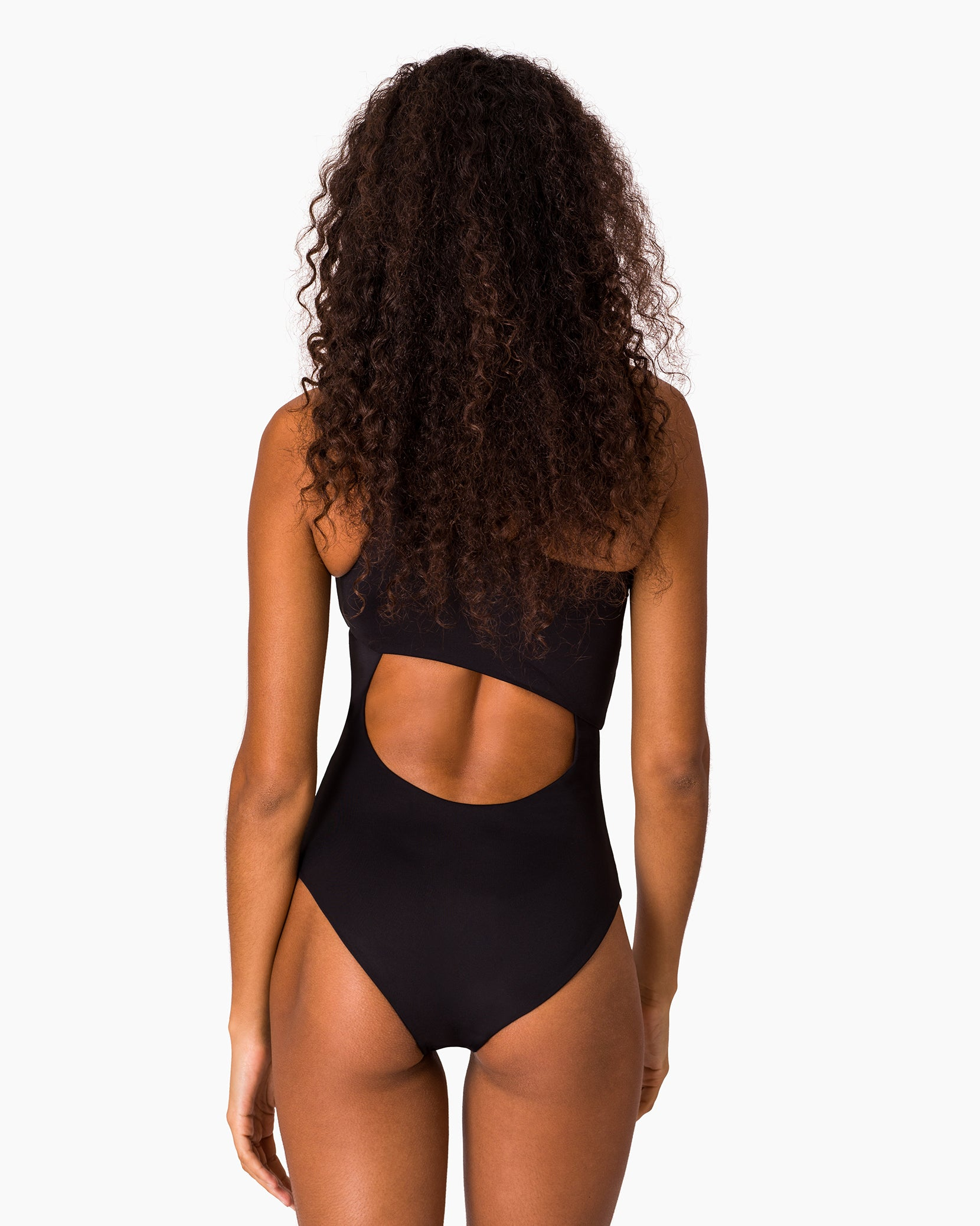 Sienna One Piece in Black - 16 - Onia