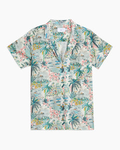 Vacation Liberty Cape Vista Shirt in Multi - 5 - Onia