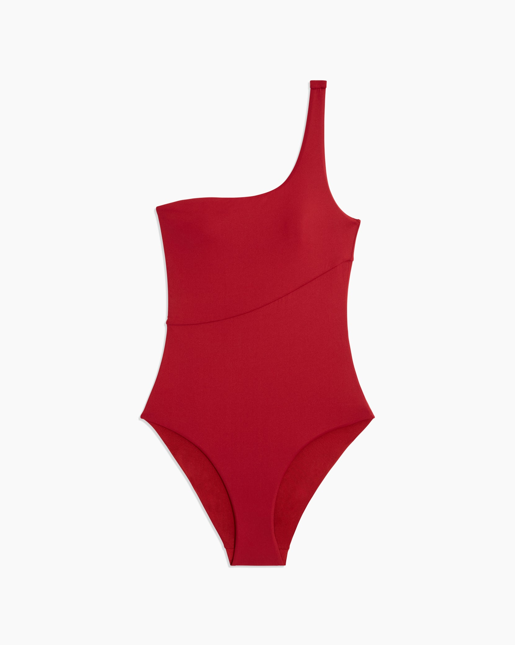 Sienna One Piece in Deep Red - 19 - Onia