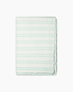 Terry Reversible Beach Towel in Caribbean Breeze - 6 - Onia