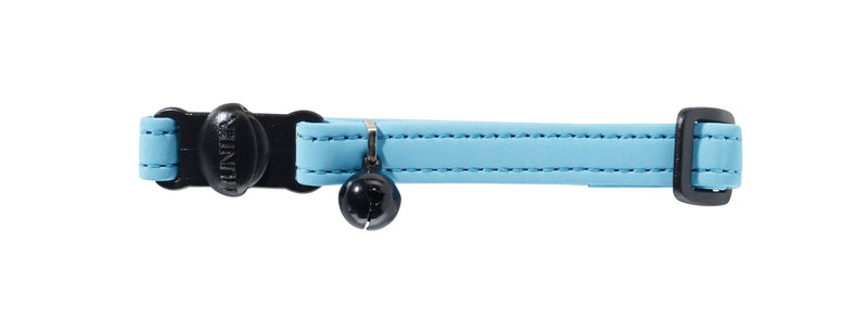 HUNTER INTERNATIONAL SOFTIE CAT COLLAR - TURQUOISE