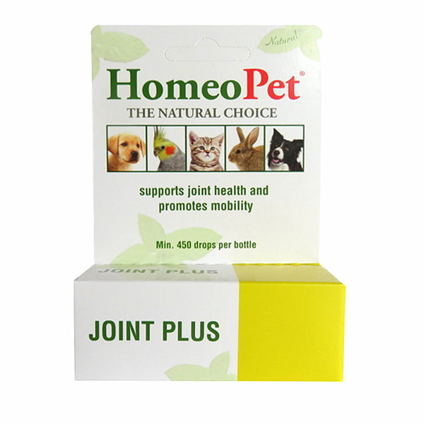 HOMEOPET JOINT PLUS FOR DOGS