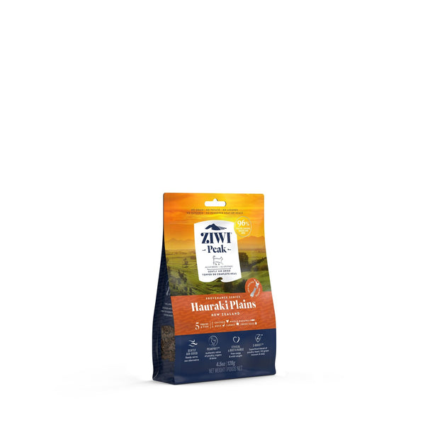 ZIWI PEAK CAT PROVENANCE AIR DRIED HAURAKI PLAINS 128GM