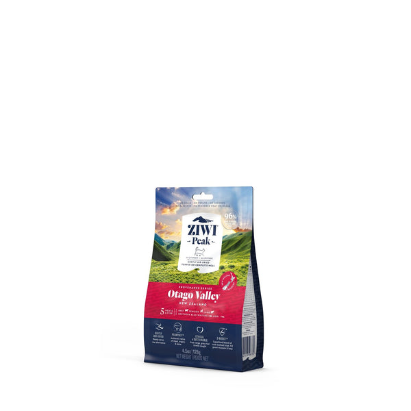 ZIWI PEAK CAT PROVENANCE AIR DRIED OTAGO VALLEY 128GM