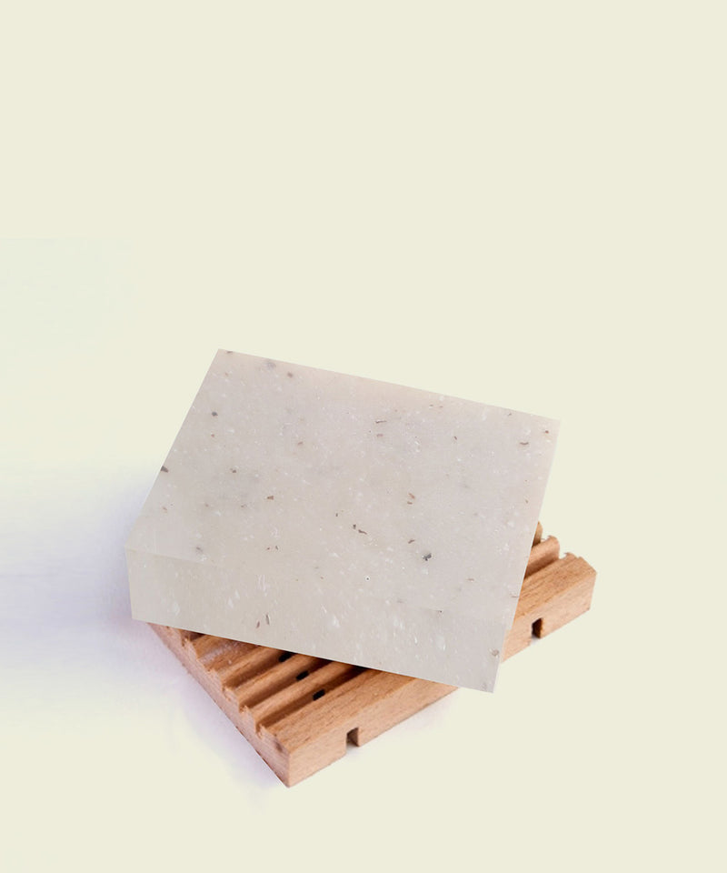 ESSENTIAL DOG SOLID DOG SHAMPOO BAR: NEEM SEED, LEMONGRASS & EUCALYPTUS