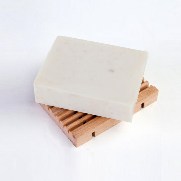 ESSENTIAL DOG SENSITIVE DOG SHAMPOO BAR, OATMEAL, LAVENDER & GERANIUM