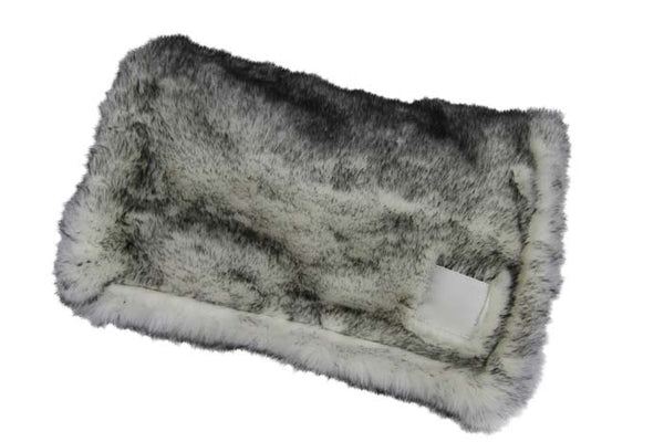 DESIGNER LUX FAUX FUR PET BLANKET