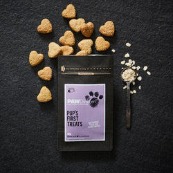 PUP'S FIRST TREATS POUCH 150G