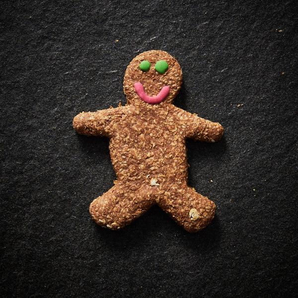 PAWDinkum Dog Treat - Gingerbread Man