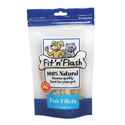 FIT 'N' FLASH FISH FILLETS 50G