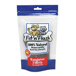 FIT 'N' FLASH KANGAROO FILLETS 120G