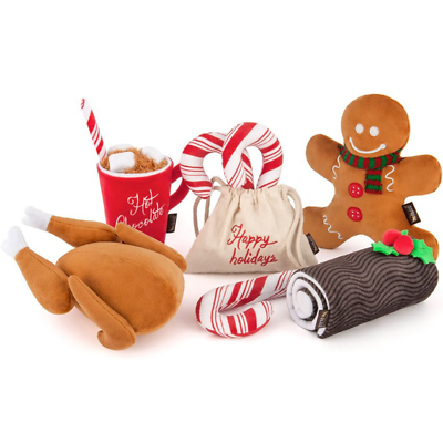 P.L.A.Y HOLIDAY CLASSIC CHRISTMAS PLUSH TOYS