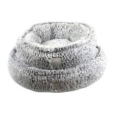 T&S SNUG BED CLOUD-ROUND PET BED