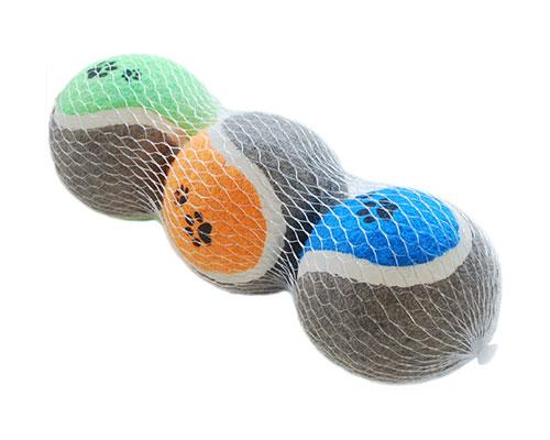 RUFF PLAY TENNIS BALLS