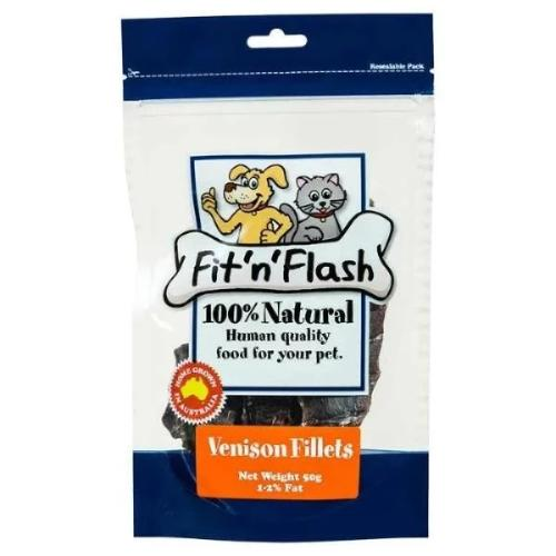 FIT 'N' FLASH VENISON 50G
