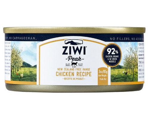 ZIWIPEAK CAT CAN CHICKEN 85GM