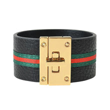 Load image into Gallery viewer, Italia Leather Cuff