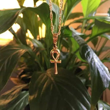 Load image into Gallery viewer, My Ankh Necklace