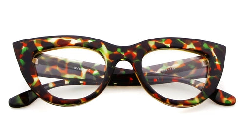 Harlequin Glasses