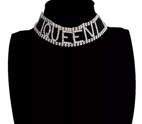 Queen's Jewel Choker