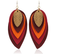 Load image into Gallery viewer, Autumn Dangle Earring