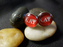 Load image into Gallery viewer, Kappa Alpha Psi Cufflinks