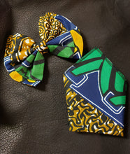 Load image into Gallery viewer, Kwaku Bow Tie & Pocket Square Sets