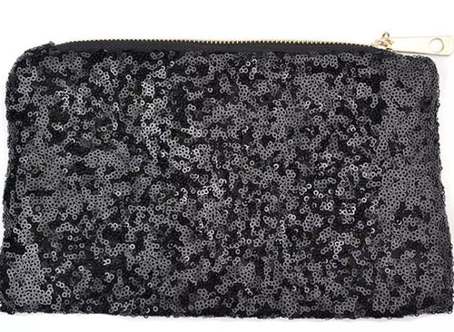Sparkle Clutch/Cosmetic Bag