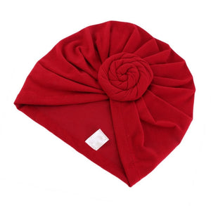 Knotty Girl Pre-Knot Turban (Solid)